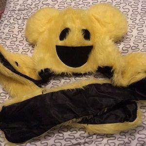 Yellow Deadmau5 🐭 Hat